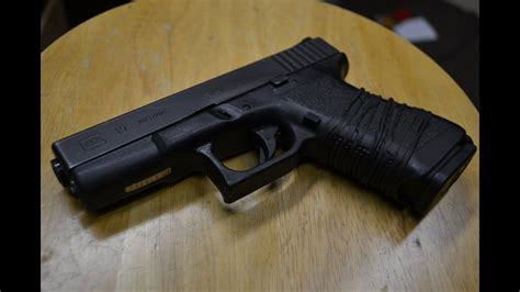 Glock-Question How Durable Is The Glock 19.