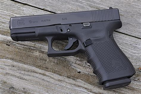 Glock-Question How Easy Is A Glock 19 Concealed Carry.