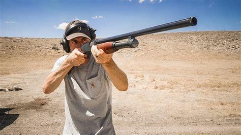 Shotgun-Question How Far Can An Olde Shotgun Shoot.