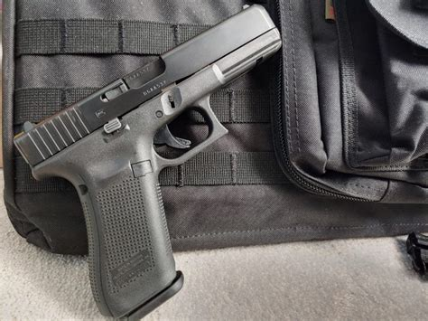 Glock-Question How Fast Does A Glock 17 Bullet Travel.