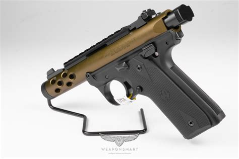 Ruger-Question How Get The Ruger Mark Iv 22 45 In California.