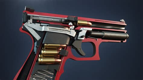 Glock-Question How Glock Safeties Work.