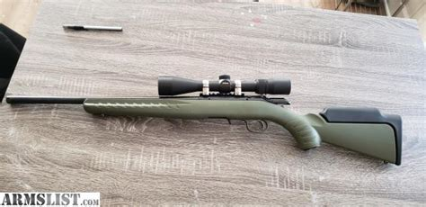 Ruger-Question How Heavy Is The Ruger American Rifle Barrel.