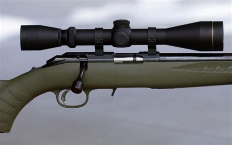 Ruger-Question How Is Ruger American Rifle Bedded.