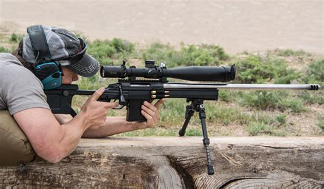 Gunkeyword How Load And Shooting A Ruger Long Range Rifle.
