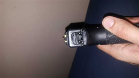 Glock-Question How Long Do Glock Night Sights Last.