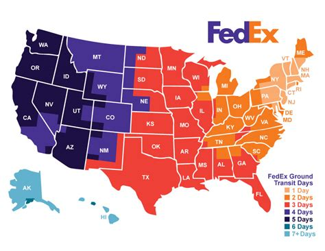 Main-Keyword How Long Does Fedex Ground Take.