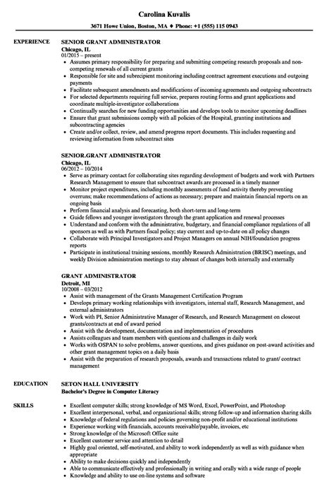 how long should my resume be forward grants administration resume sample resume my career - How Long Should My Resume Be