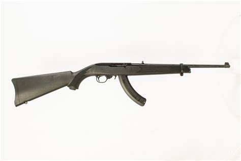Ruger-Question How Long Is A Ruger 10 22.
