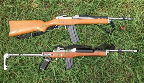 Ruger-Question How Long Is A Ruger Mini 14.
