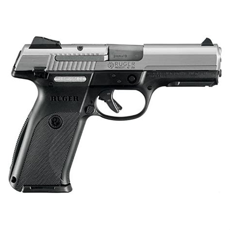 Ruger-Question How Long Is The Barrel On A Ruger Sr9.
