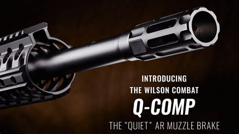 Wilson-Combat How Long Is The Wilson Combat Q Comp.