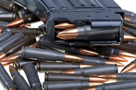 Ak-47-Question How Many Bullets Does An Ak 47 Magazine Hold.