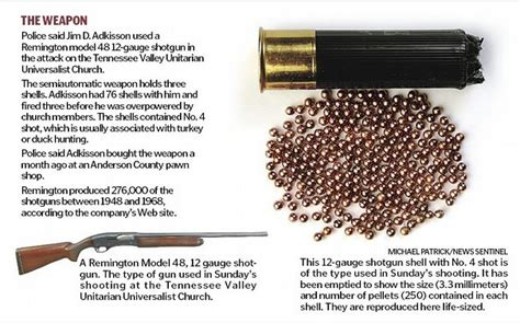 Shotgun-Question How Many Pellets Are In A Shotgun Shell 12 Gauge.