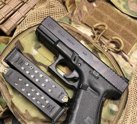 Glock-Question How Much Does A Fully Loaded Glock 19 Magazine Weigh.