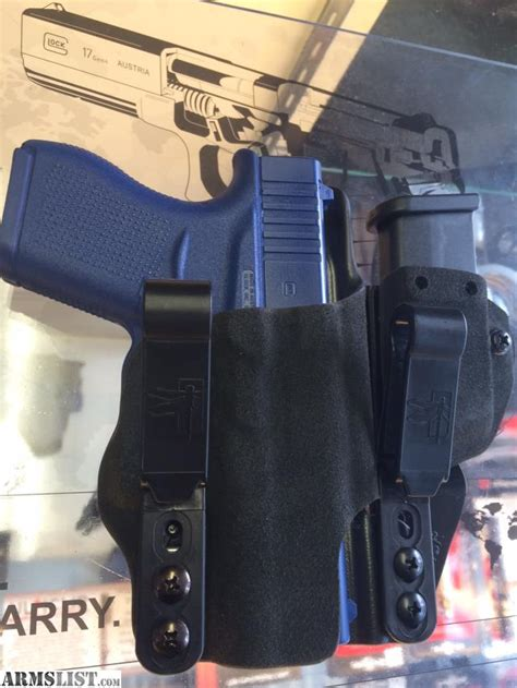 Glock-Question How Much Does A G Code Glock 43 Holster Weigh.