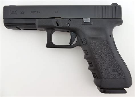 Glock-Question How Much Does A Glock 22 Cost.