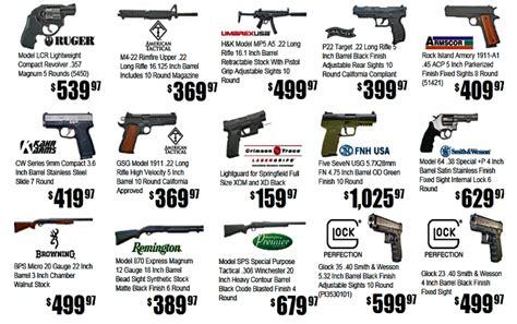 Gun How Much Does A Gun Cost.