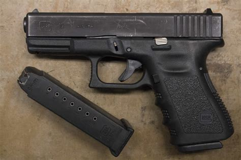 Glock-Question How Much Does A Used 9mm Glock Cost.