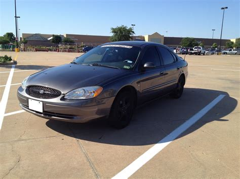Taurus-Question How Much Is A 2002 Ford Taurus Worth.