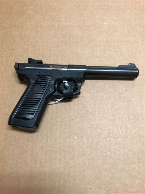 Ruger-Question How Much Is A 22 Ruger Pistol