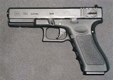 Glock-Question How Much Is A Glock 18 Full Auto.