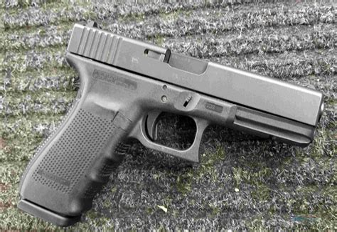 Glock-Question How Much Is A Glock 21 Gen 4.