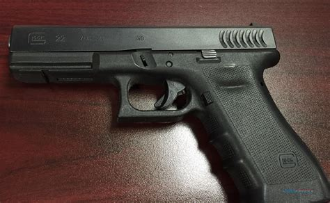 Glock-Question How Much Is A Glock 22c Worth.