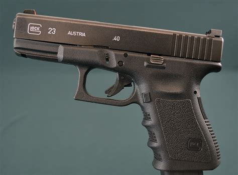 Glock-Question How Much Is A Glock 40 Model 23.