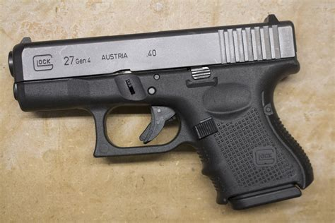 Glock-Question How Much Is A Glock 40 Model 27 Worth.