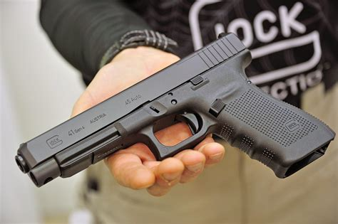 Glock-Question How Much Is A Glock 41.