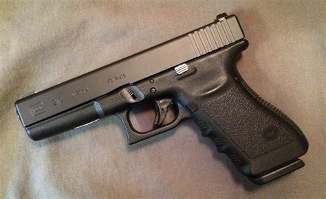 Glock-Question How Much Is A Glock 45 Acp.