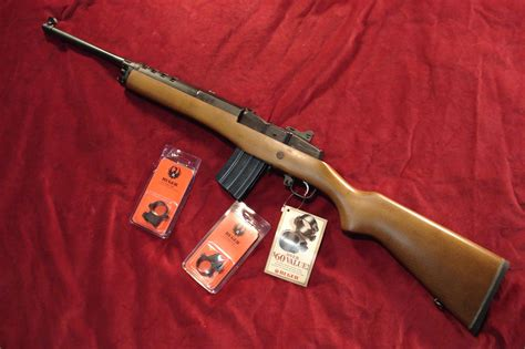 Ruger-Question How Much Is A New Ruger Mini 14.