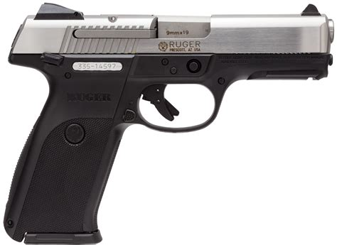 Ruger-Question How Much Is A New Ruger Sr9.