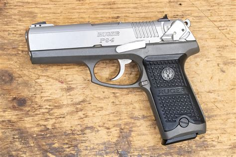 Ruger-Question How Much Is A Ruger P94 9mm Worth.