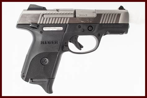 Ruger-Question How Much Is A Ruger Sr9c 9mm.