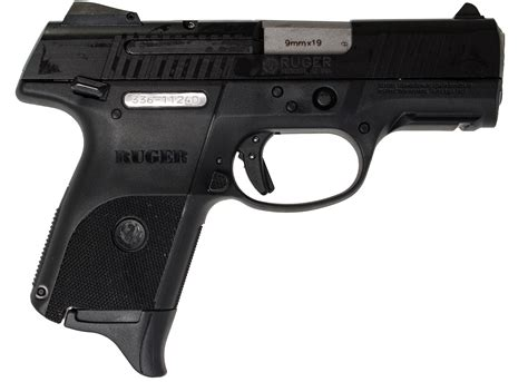 Ruger-Question How Much Is A Ruger Sr9c Worth