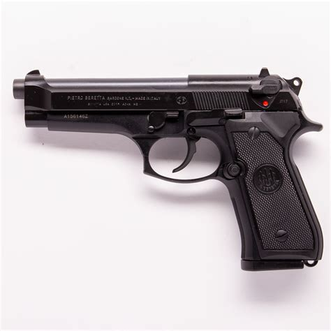 Beretta-Question How Much Is A Used Beretta 92fs Worth.