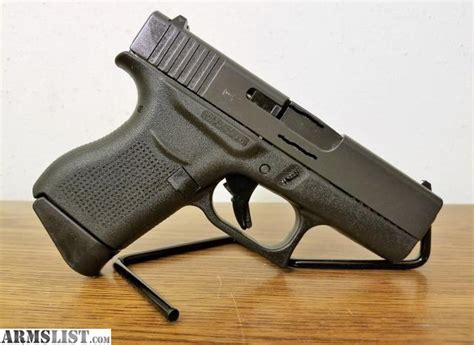 Glock-Question How Much Is Blue Label Glock 43.