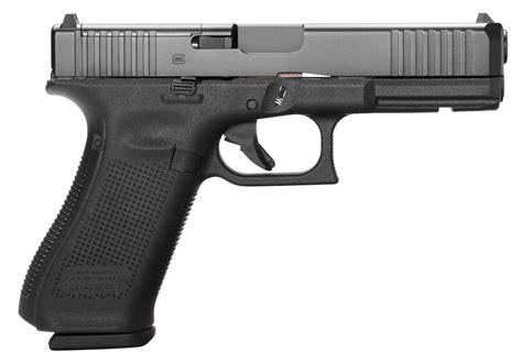 Glock-Question How Much Is Glock 17 Gen 5.