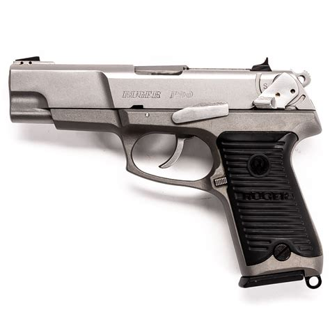 Ruger-Question How Much Sale A Ruger 45 P90.