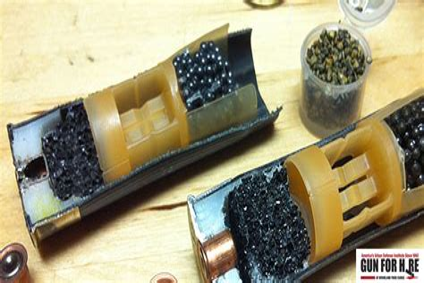 Shotgun-Question How Much To Reload A Shotgun Shell.