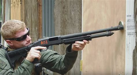 Shotgun-Question How Often Are Shotguns Used In Military.