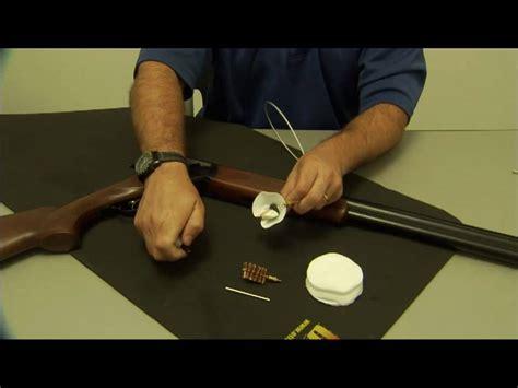 Shotgun-Question How Often Clean Over Under Shotgun.