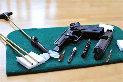 Gun-Store-Question How Often To Clean Stored Guns.