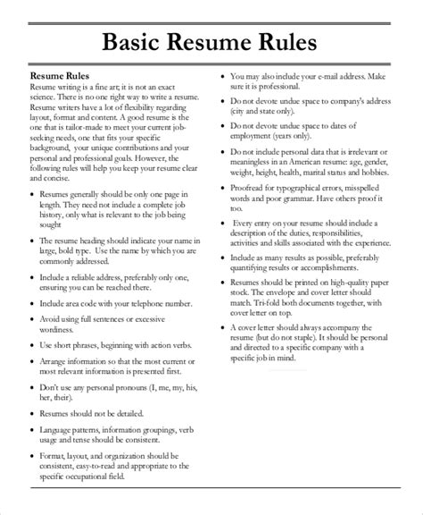 how resume scanning software works formatting rules to get your resume through the scanning - Resume Scanning Software