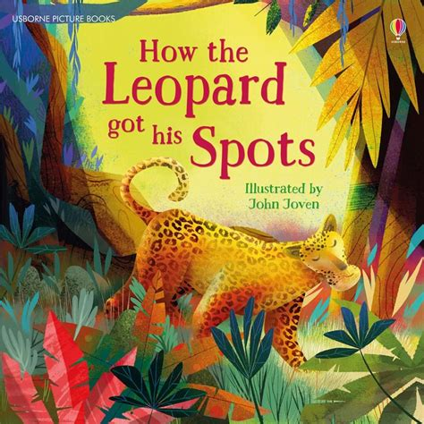 Read Books How the Leopard Got His Claws Online