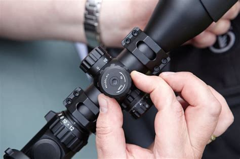 Rifle-Scopes How To Adjust A Rifle Scope Up And Down.