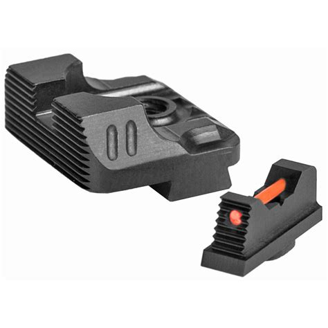 Glock-Question How To Adjust Sights On A Glock 23.