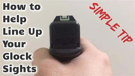 Gunkeyword How To Aim A Glock 19.